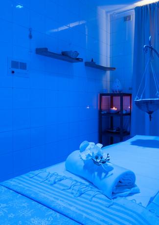 Massaggi e Cromoterapia