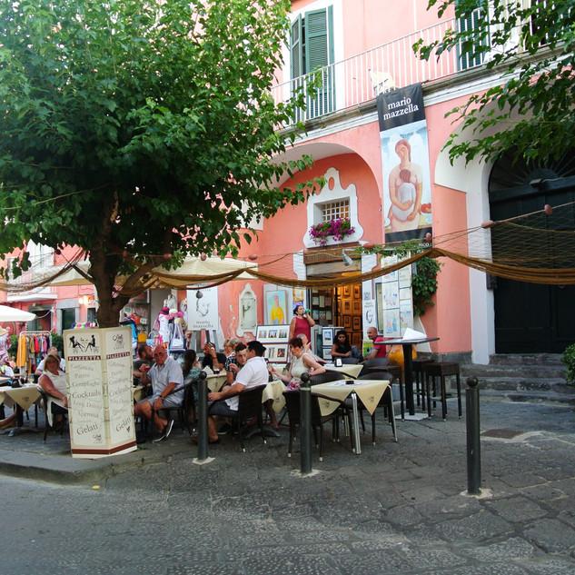 Il Borgo antico di Ischia Ponte