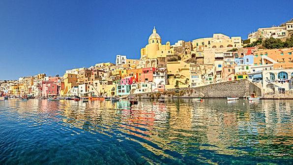 Hotel Paradiso Terme Ischia Ausflug nach Procida