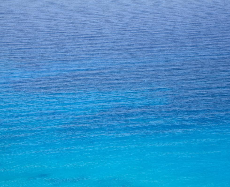 il mare di ischia ed il paradiso
