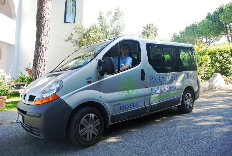Hotel Shuttle Service