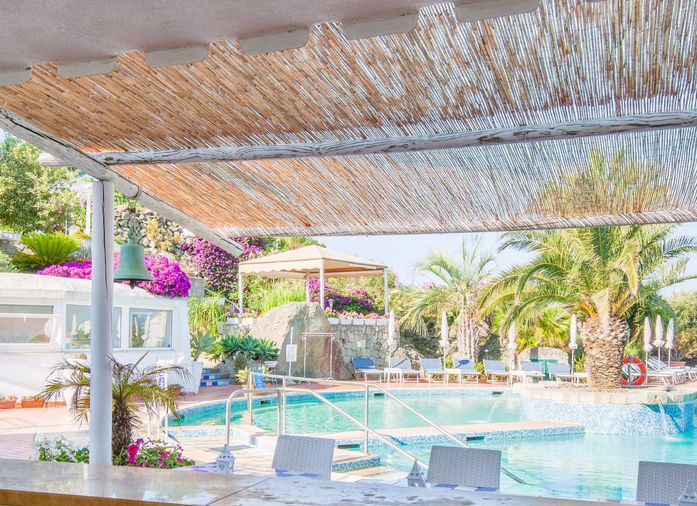 Poolbar Hotel Paradiso Terme