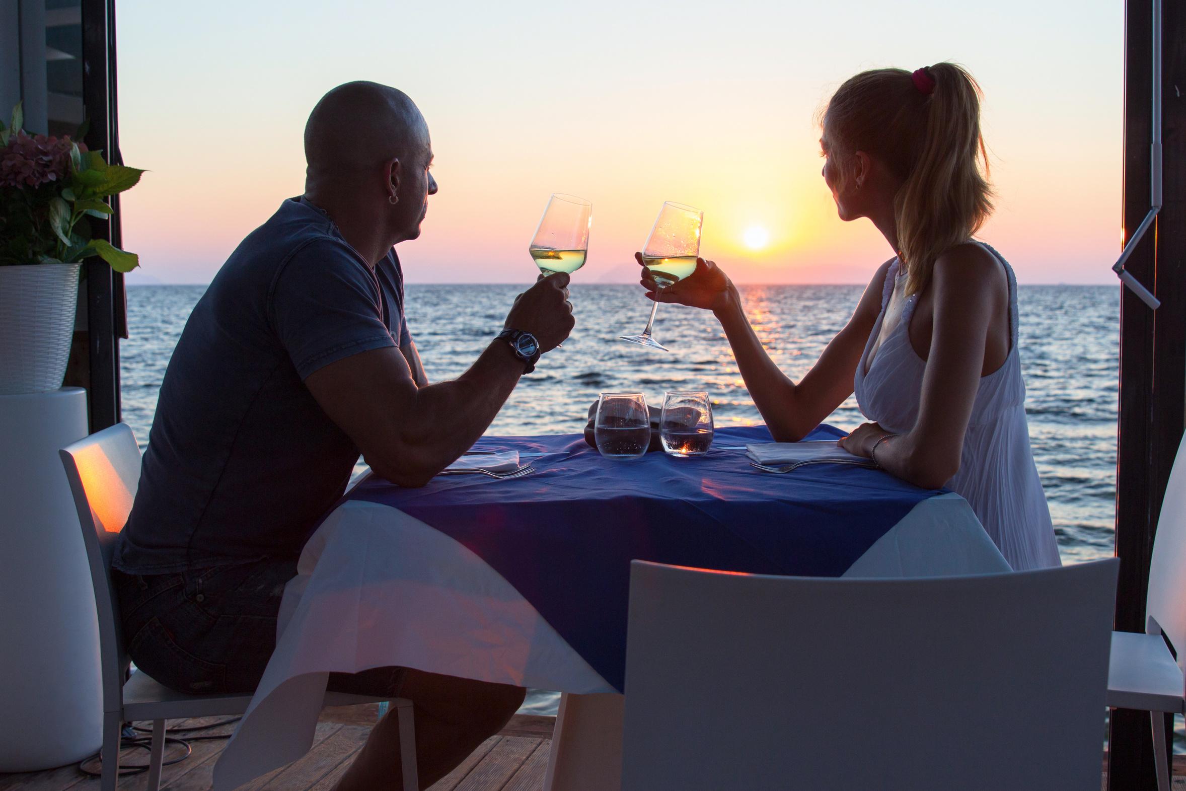 Eine Insel auch für Romantiker