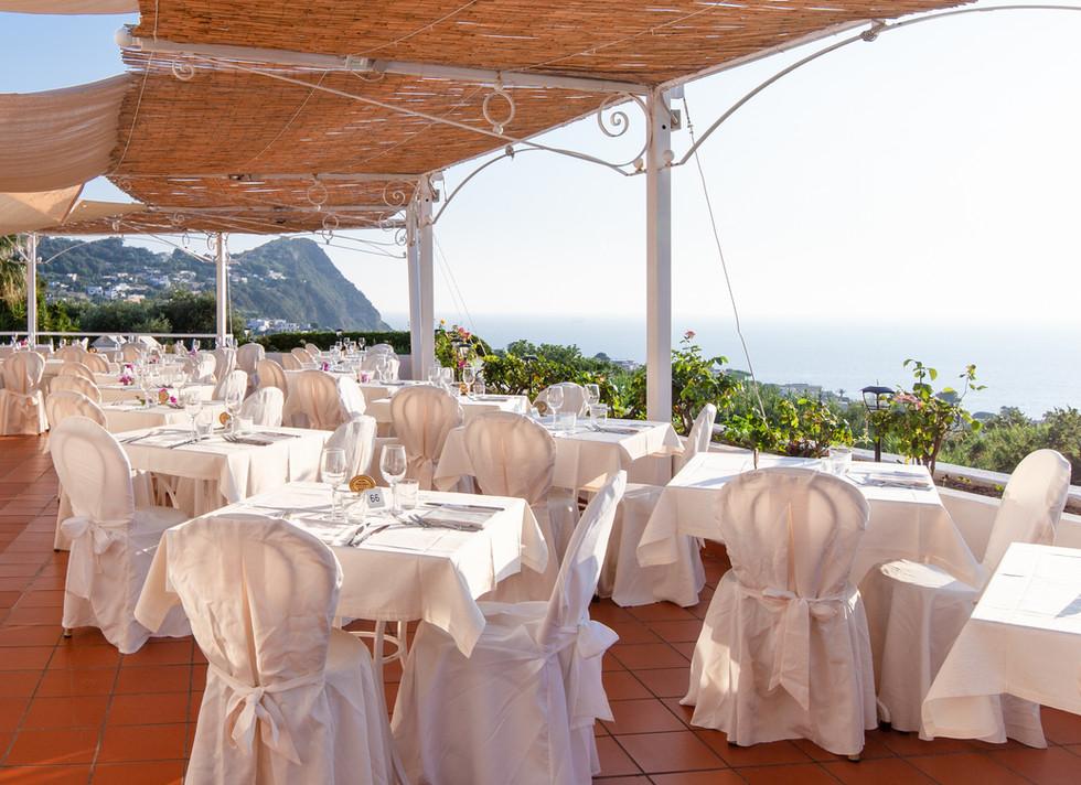 Pronti per la Cena in Terrazza | Hotel P