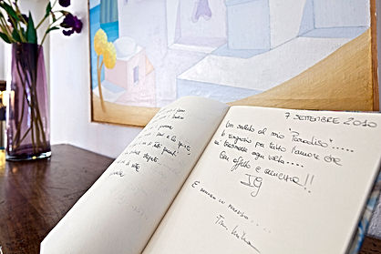 Guestbook Ischia Hotel Paradiso Terme