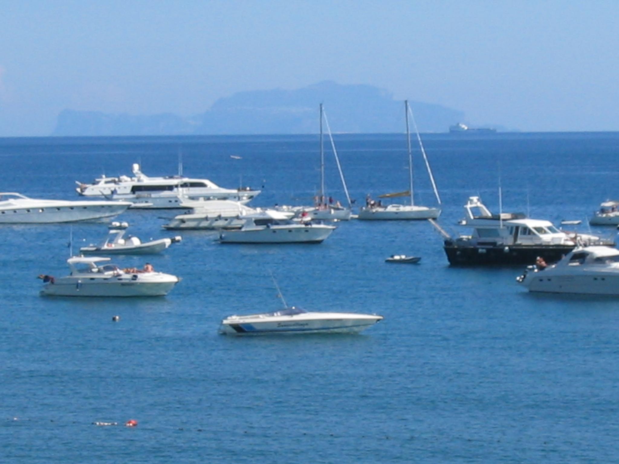 Im Sommer auf Ischia