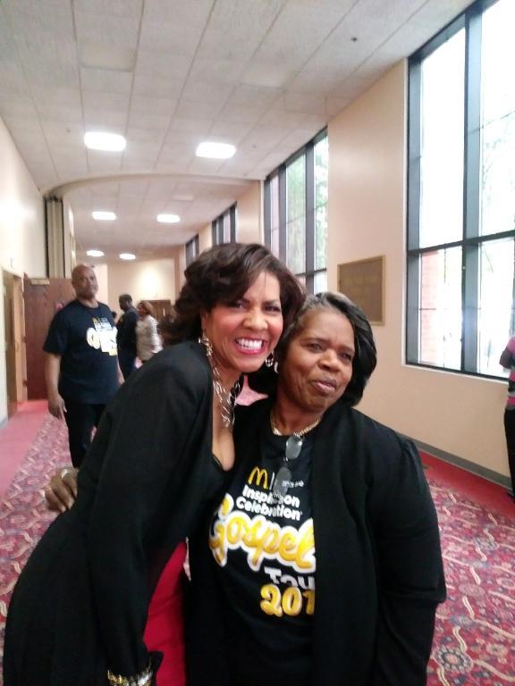 Dr. Dee & Teresa Hairston
