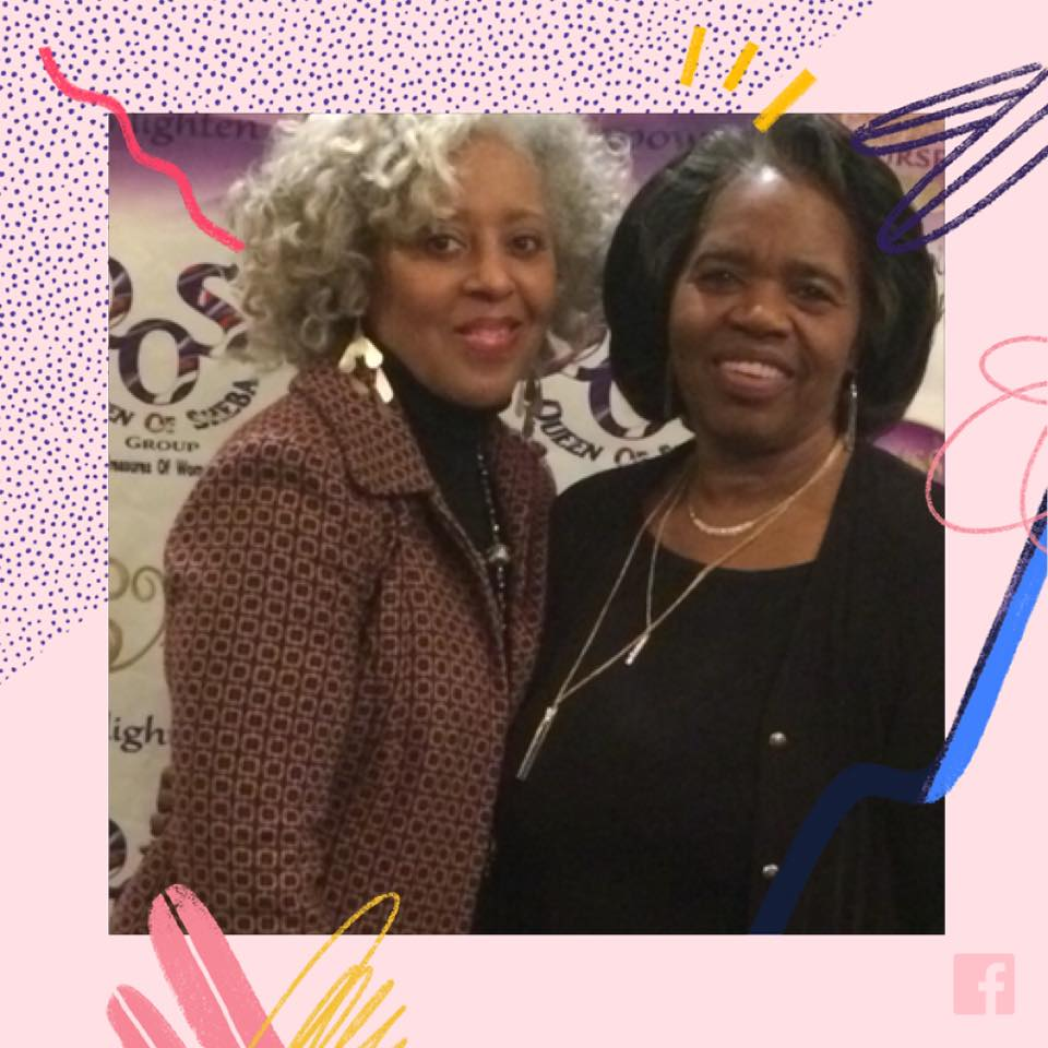 Dr. Dee and Denise Armstrong