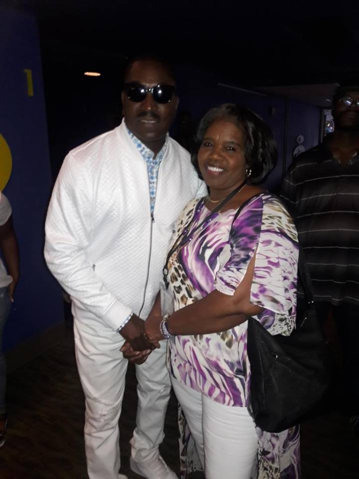 Dr. Dee & Actor Clifton Powell