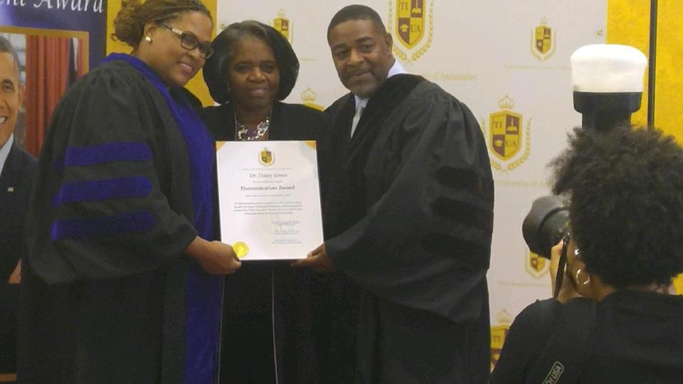 Dr. Daisy Humanitarian Award