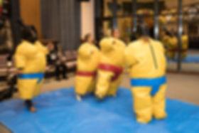 Sumo Suits Harrow Hire