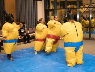 SUMO SUITS - Hire from £70!