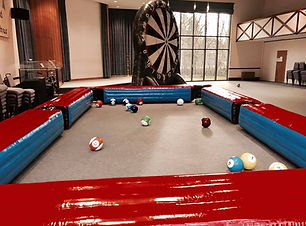 Football Pool Hire