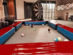 football pool inflatables