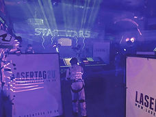 Star wars laser tag