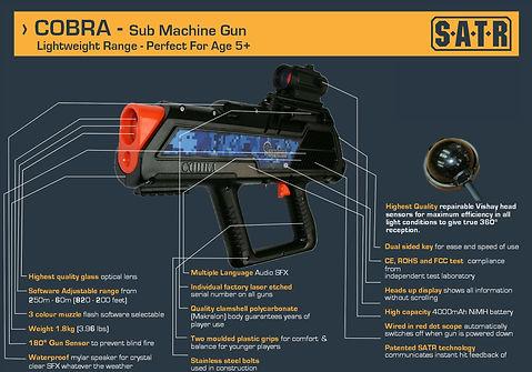laser tag hire