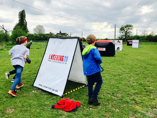 Laser Tag School Fundraising - Mobile Laser Tag Based In London & Bristol
