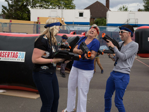 Adult Laser Tag Hire
