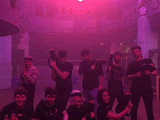 Laser tag in Kingston - Mobile Laser tag hire