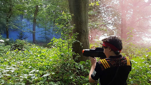 home laser tag ideas