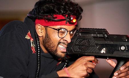 Laser Tag Hire Birmingham