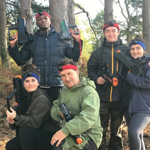Why Laser Tag 4 Hire?
