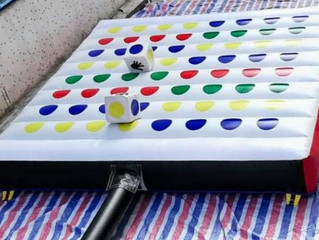 *NEW FOR 2019* Inflatable Twister! Chelmsford, Chester, Chichester, Coventry, Cheshire, Derby and De