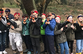 hire outdoor laser tag