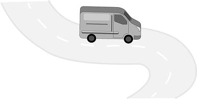 van1 - hardback - going down the road bo