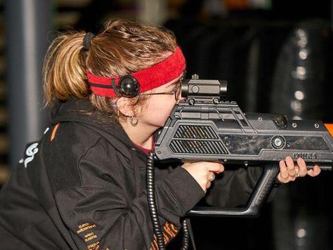 Is Laser Tag Safe?