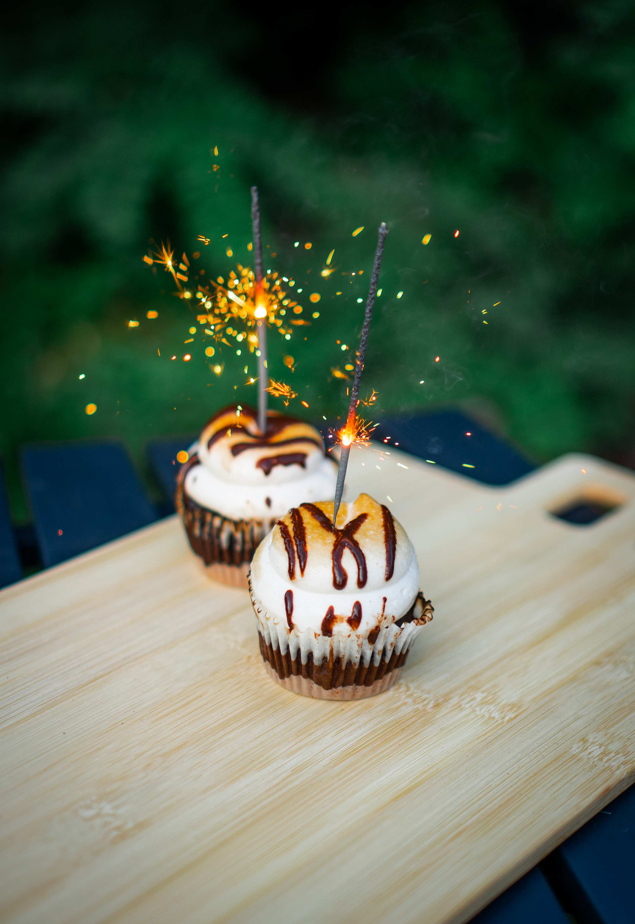 S'mores Cupcake Bakery Feature