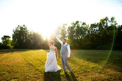 Wedding 2020;  Camryn & Dom