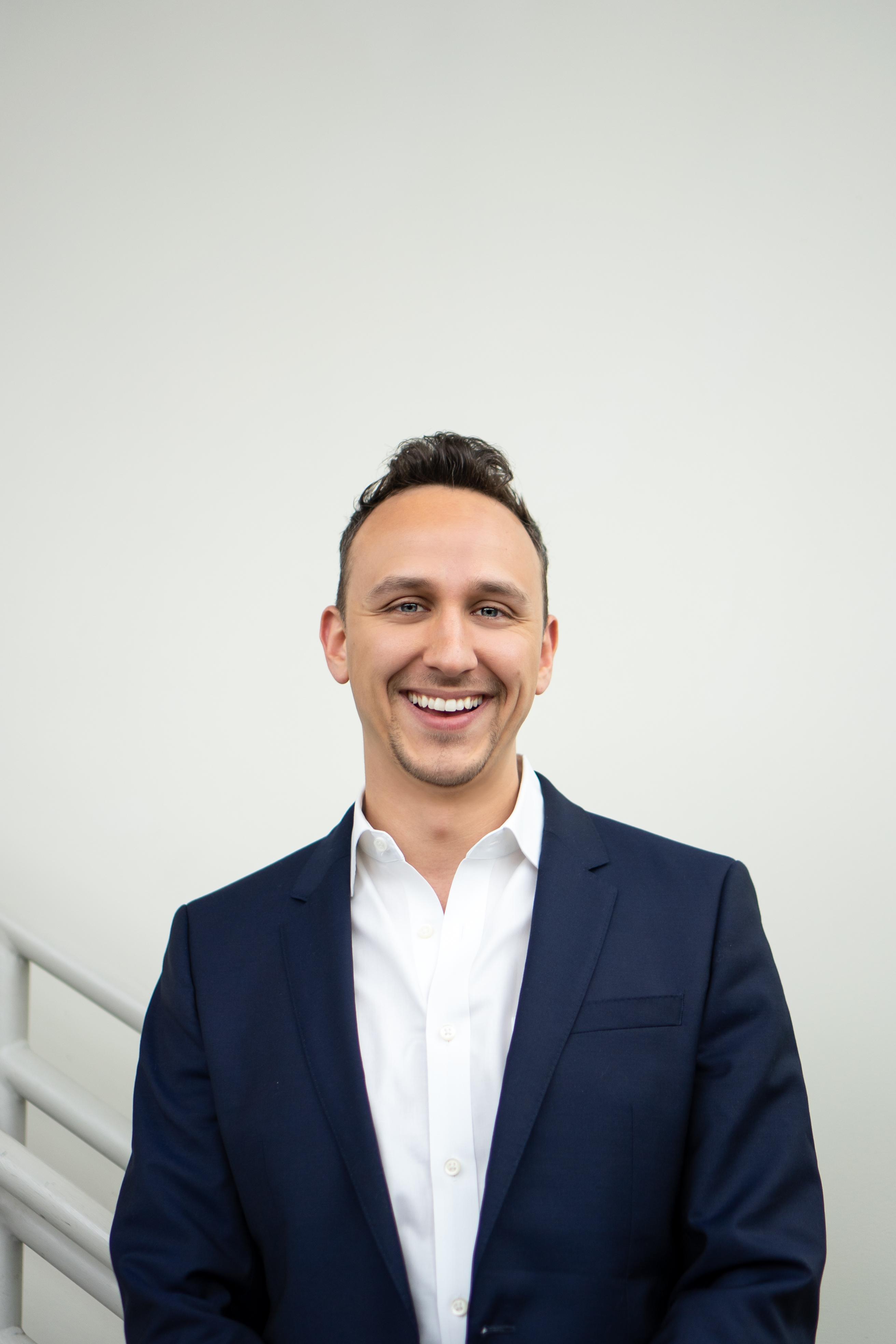 Gabe Nabors CEO Headshot