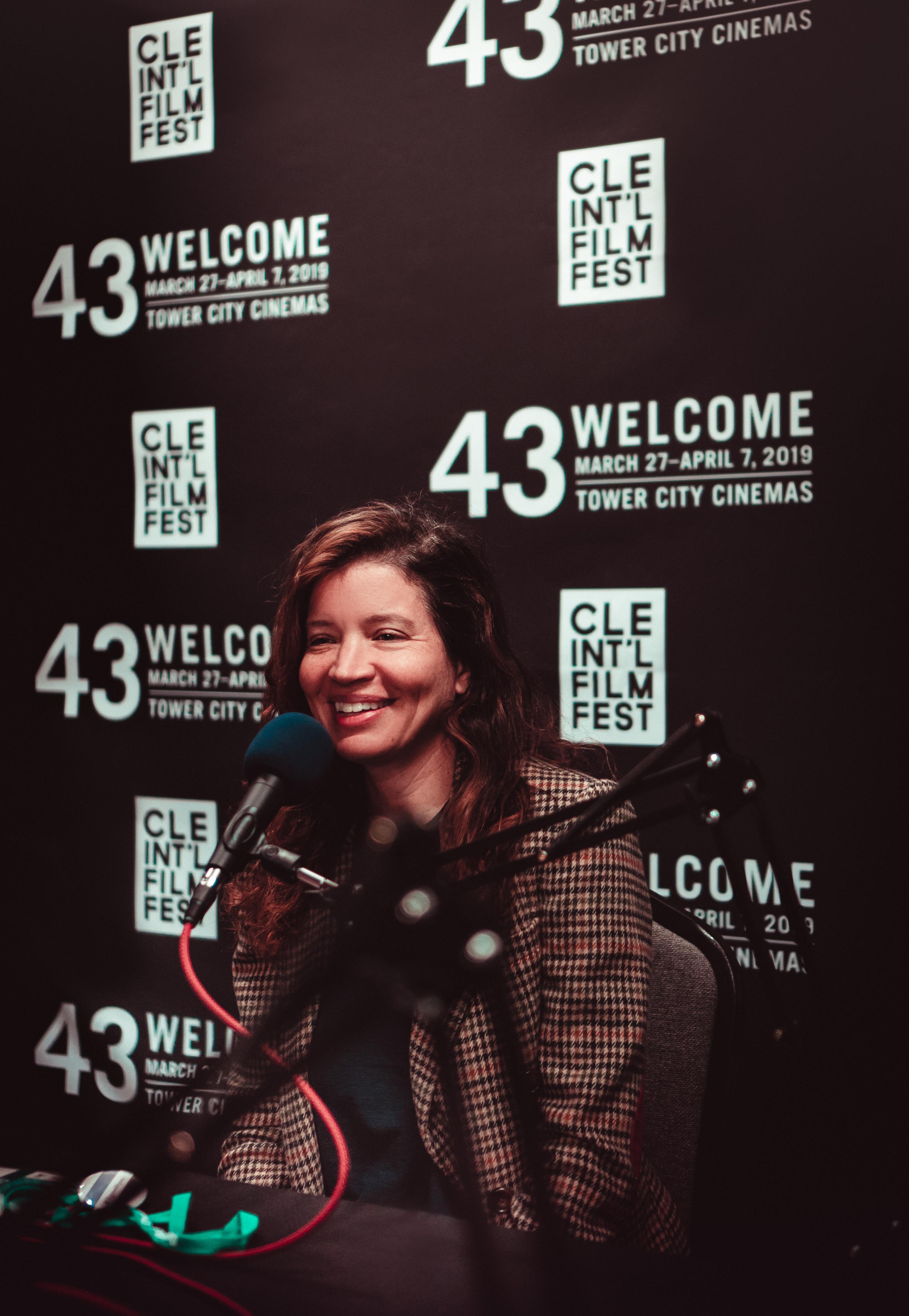 CIFF Speaks Podcast, Jamie Babbit