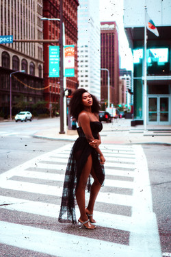 Nia Holloway in Cleveland