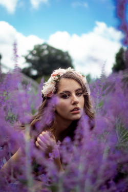 Lavender with Katerina