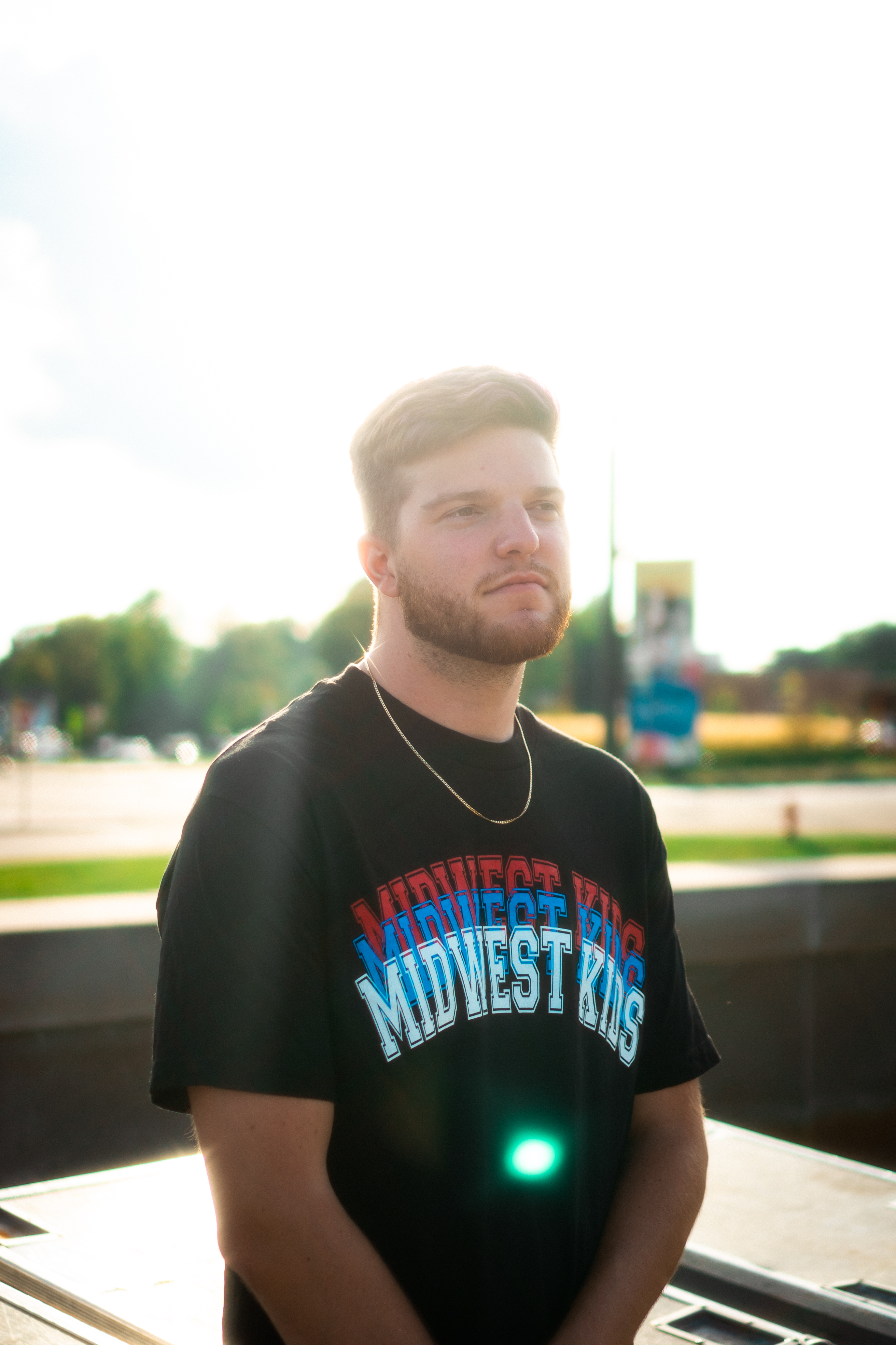 DJ Bobby Booshay at Kent State