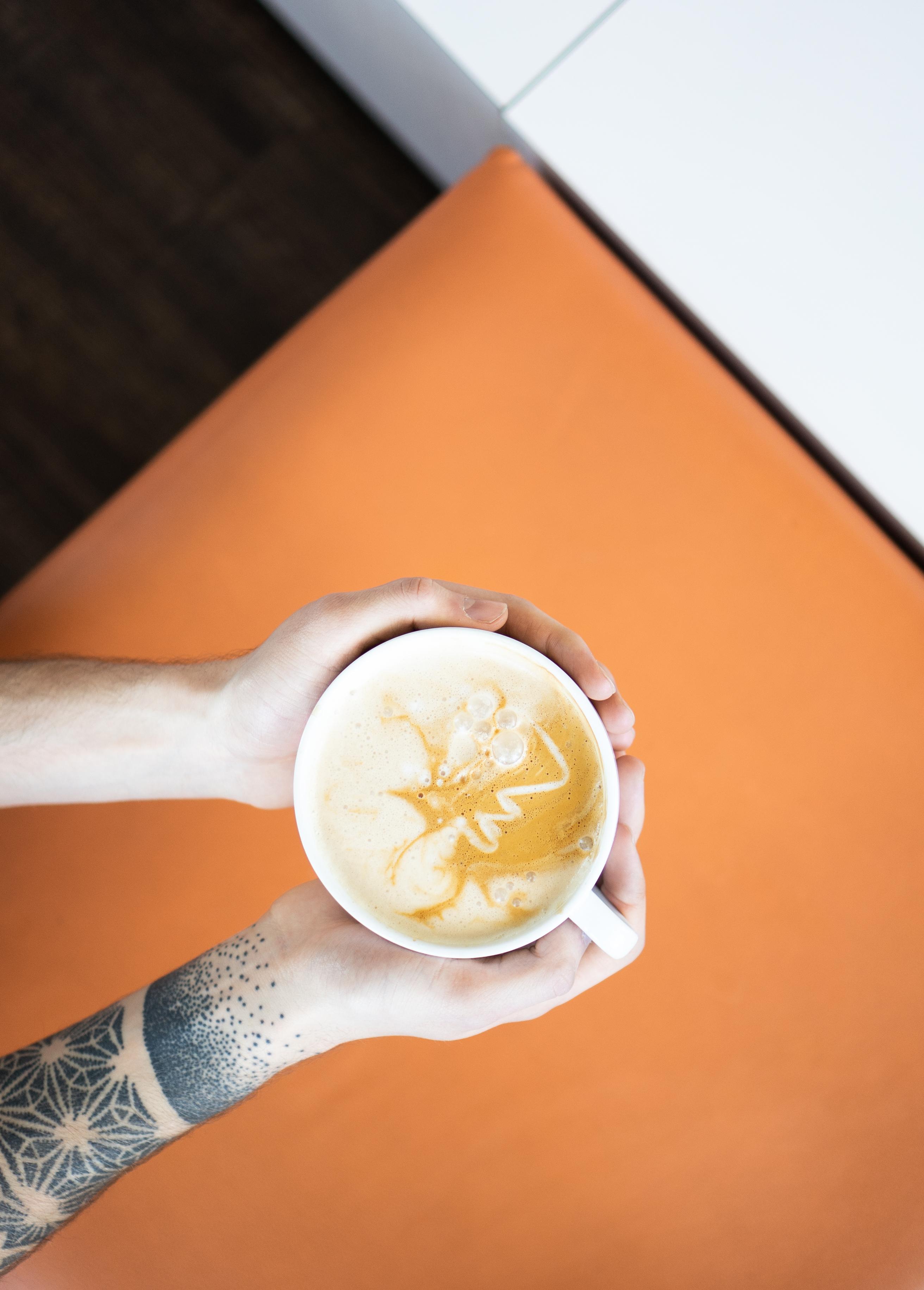 Happy Hemp Latte