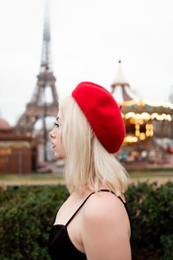 Paris with Amanda
