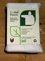 Poncho & Packaging