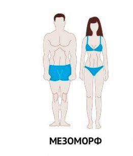Особенности тренировок для мезоморфов