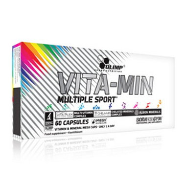 Vita-min Multiple (60 caps)