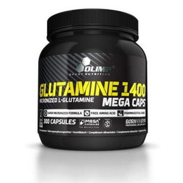 L-Glutamine Mega Caps (300 caps)