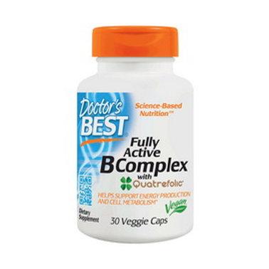Fully Active B Complex (30 veg caps)