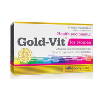 Gold-Vit for Women (30 tabs)