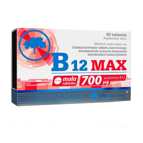 B12 MAX (60 tabs)