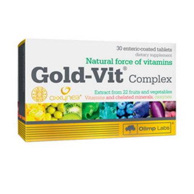 Gold-Vit Complex (30 tabs)