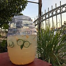 Cucumber/Mango Lemonade