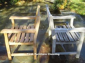 Teak furniture, patio furniture cleaning Suffolk County