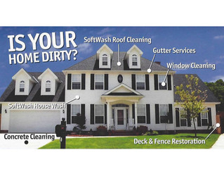 Power Washing-Roof Cleaning-Long Island-N.Y.